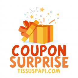Coupon surprise de tissu -...