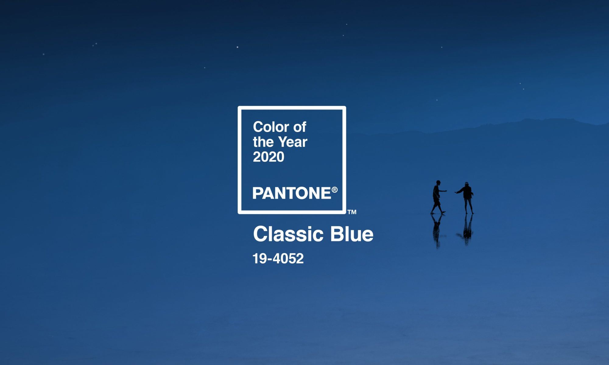 pantone couleur de l'année color of the year 2020