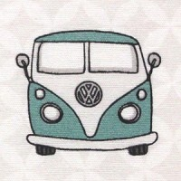 VW Combi Licence